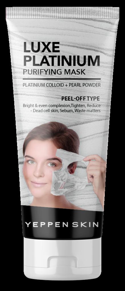Dermal Yeppen Skin Luxe Platinum Purifying Mask