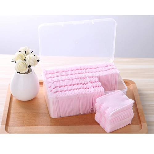 Lameila-Facial-Makeup-Remover-100pcs-Square-Pink-Cosmetic-Cotton-Pads_5.jpg