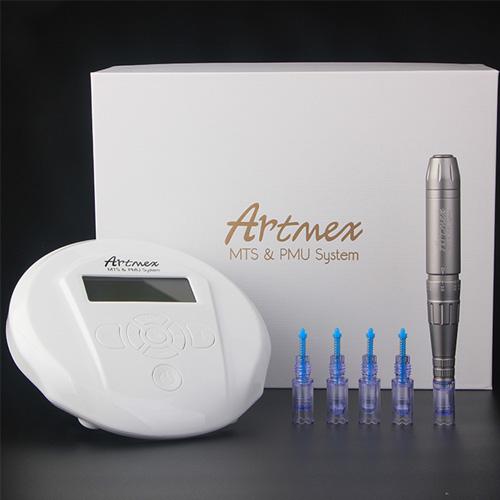 Professional Artmex V6 Permanent Makeup Machine MTS PMU System