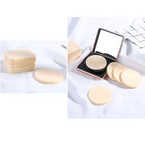Lameila Makeup Sponge 8pcs Pack Powder Foundation Puff Blender