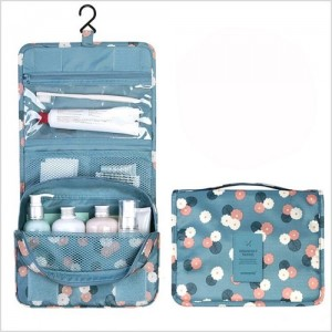 Cosmetic Makeup Travel Toiletry Hanging Washable Bag