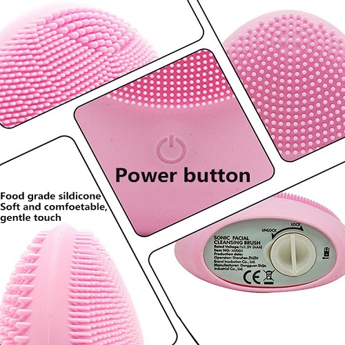Silicone Deep Face Cleansing Brush