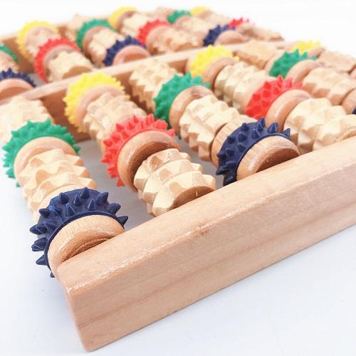 Buy Natural Wooden Roller