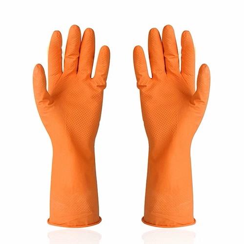 Household Latex Rubber Gloves