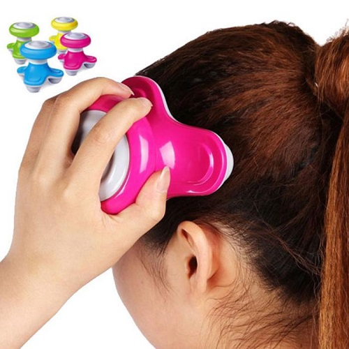 Vibrating Mini Electric head body Massager