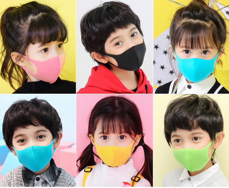 Anti Dust Pollution Mask for kids