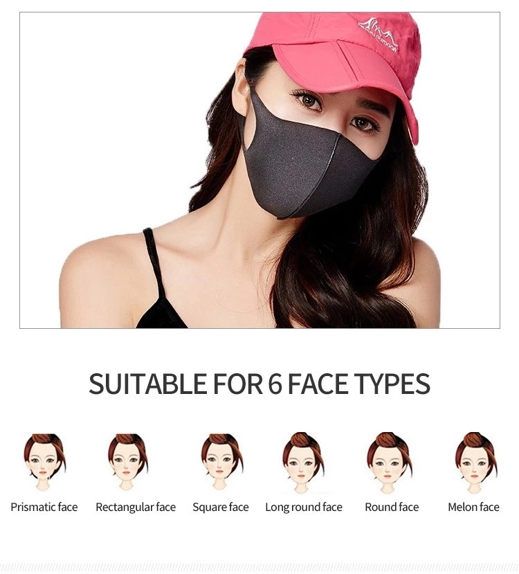 Anti Dust Pollution Mask